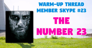 Member Skype #23 Warmup – The Number 23 (2007)