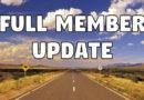 Full Member Update #1 (6-Feb-2017)