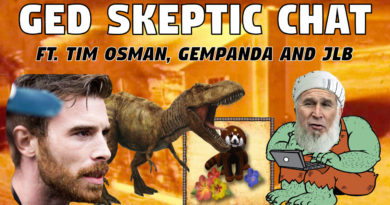 Ged Skeptic Chat ft. Tim Osman & Gempanda (17-Feb-2017)
