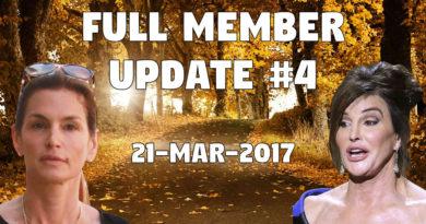 Full Member Update #4 (21-Mar-2017)