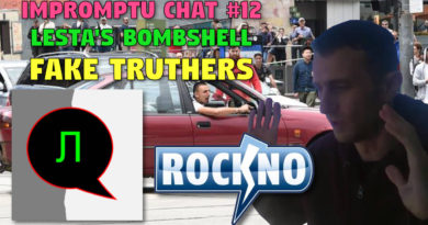 Impromptu Chat #12: Lesta's Bombshell – Melbourne Car 'Hoax' – Fake Truthers