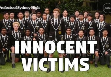 Sydney Boys High School Feminism Video Response #IWD