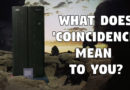 What Does 'Coincidence' Mean to You?
