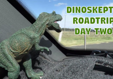 DinoSkeptic Roadtrip – Day Two