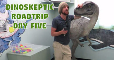 DinoSkeptic Roadtrip – Day Five