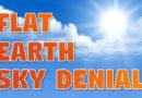 Flat Earth Leader Denies the Sky! #SkyDenial