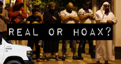 London Mosque Van Attack: Real or Hoax?