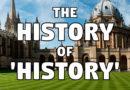 The History of 'History'