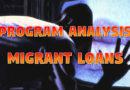 Program Analysis: Migrant Loans