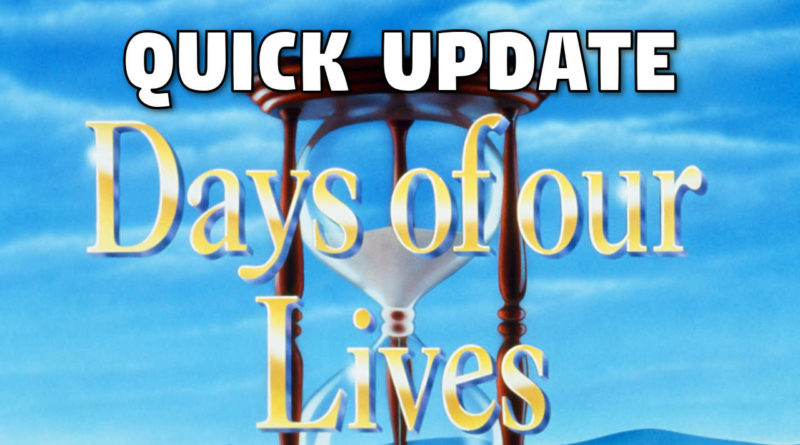 DAYS OF OUR LIVES -- Pictured: Days of Our Lives logo -- (Photo by: NBC/NBCU Photo Bank)