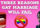 Three Reasons Gay Marriage Vote Will Fail #Australia