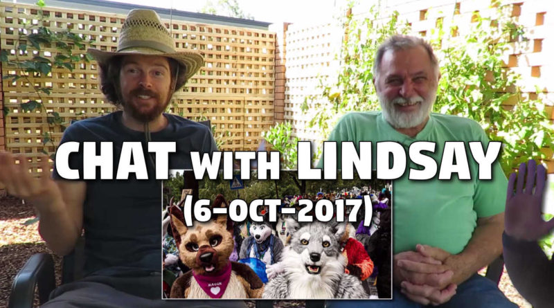 Chat with Lindsay the Silverfox
