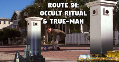 The Route 91 Occult Ritual and True-Man