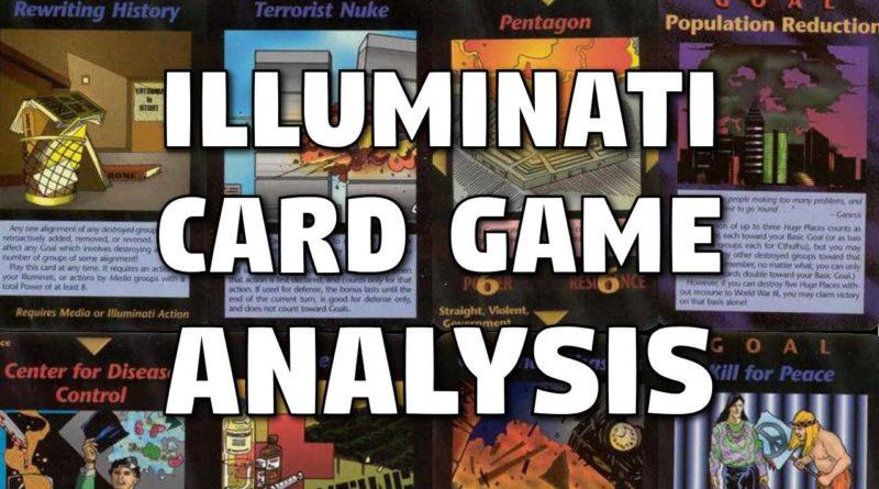 'Illuminati Card Game' Analysis – What Do You Think?
