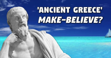 Is 'Ancient Greece' Make-Believe?