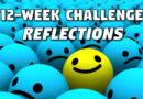 12-Week Challenge Complete – Reflections