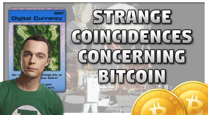Strange Coincidences Concerning Bitcoin – 'To the Moon'?
