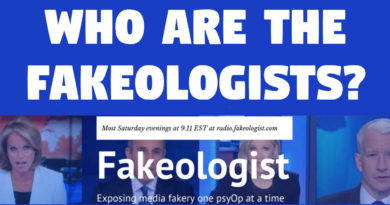 Who Are the Fakeologists?