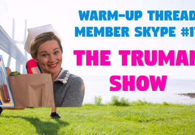 Member Skype #17 Warmup – The Truman Show (1998)