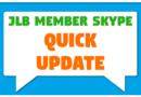 Member Skype Calls – Quick Update