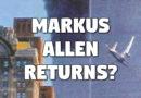 Markus Allen Returns?