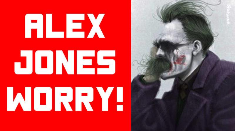 Alex Jones Censorship Makes Me Worry About Society John