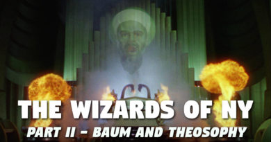 The Wizards of NY – Part II – Baum & Theosophy