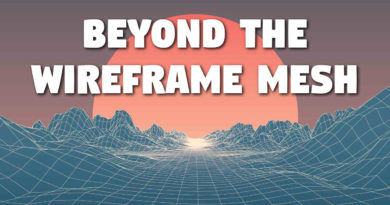 Beyond The Wireframe Mesh