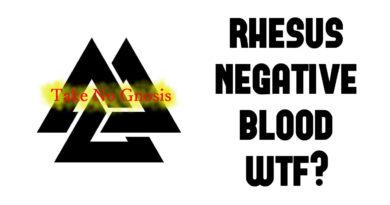 [Guest Post] Rhesus Negative Blood – WTF?