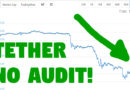 Bitcoin in Freefall – Tether Admit NO AUDIT (lol) #CalledIt