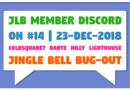 JLB Member Discord | Open House #14 | Jingle Bell Bug-Out (23-Dec-2018)