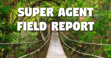 Super Agent Field Report