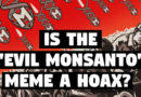 Is the 'Evil Monsanto' Meme a HOAX? Are GM Foods Really Bad?