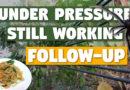 Under Pressure: Follow-Up