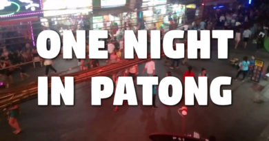 One Night in Patong