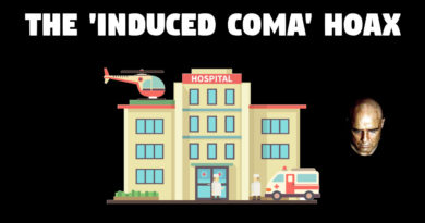 The 'Induced Coma' Hoax