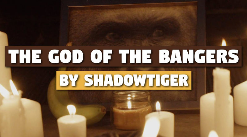 'The God of the Bangers' by ShadowTiger