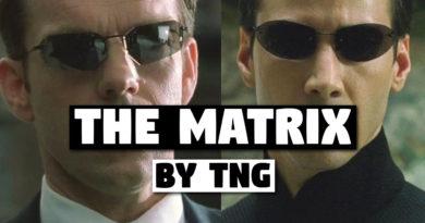 'The Matrix' by Take No Gnosis