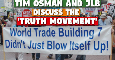 Tim Osman & JLB Discuss the 'Truth Movement'