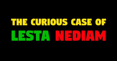 The Curious Case of Lesta Nediam