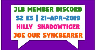 JLB MDC | S2E5 | Joe Our Sync-Bearer