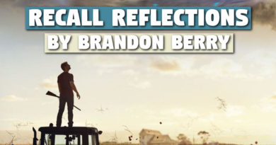 'Recall Reflections' by Brandon Berry