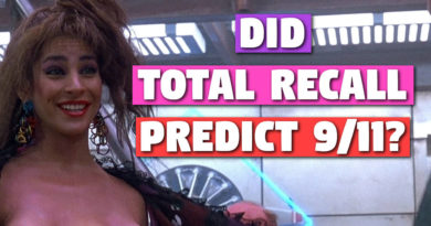 Did Total Recall (1990) Predict 9/11?