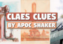'Claes Clues' by Apoc Shaker