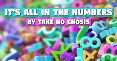 'It's All In The Numbers' by TNG