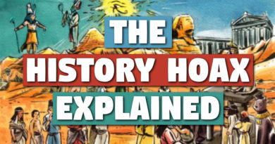 The History Hoax Explained (16-Jul-2019)