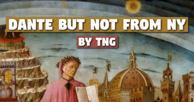 'Dante, But Not From New York' by Take No Gnosis