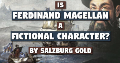 'Is Ferdinand Magellan a Fictional Character?' by Salzburg Gold