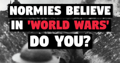 Normies Believe in 'World War' – Do YOU?