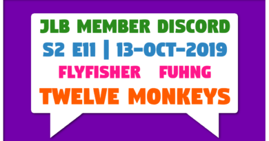 JLB MDC   S2 E11   Twelve Monkeys (13-Oct-2019)